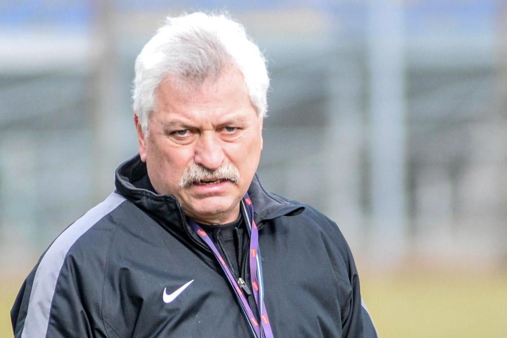 Petr Nemec (trener Warty Poznań)