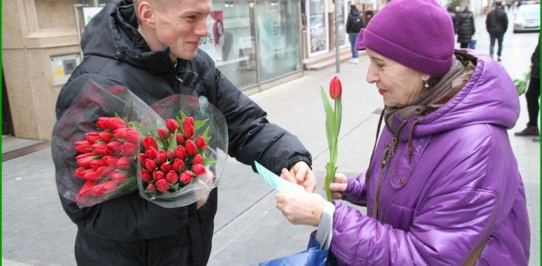 Dzień Kobiet z Wartą Poznań
