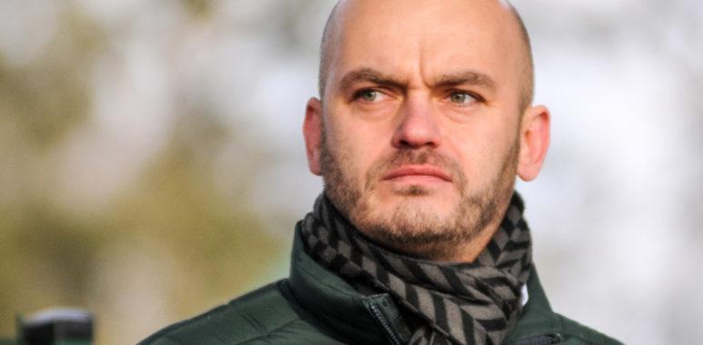 Bartłomiej Farjaszewski, właściciel Warty Poznań S.A.