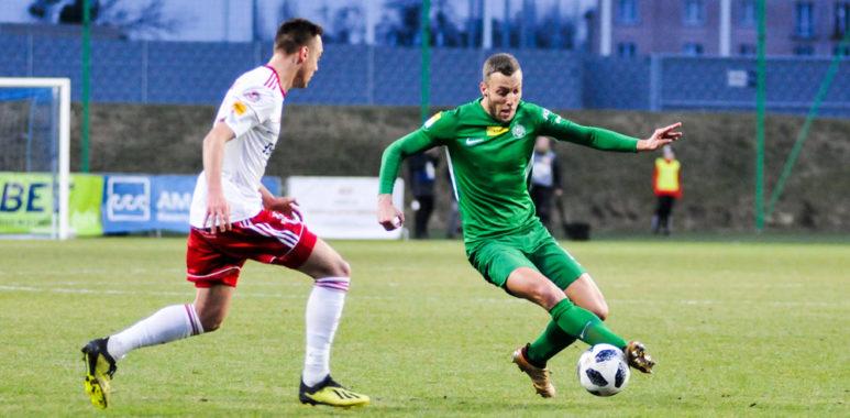 ŁKS Łódź - Warta Poznań 3:0. Wojciech Fadecki