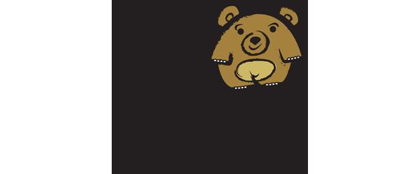 Miś Burger - partner Warty Poznań