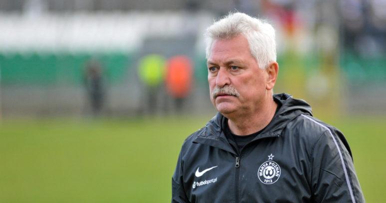 Warta Poznań - GKS Tychy. Trener Petr Nemec