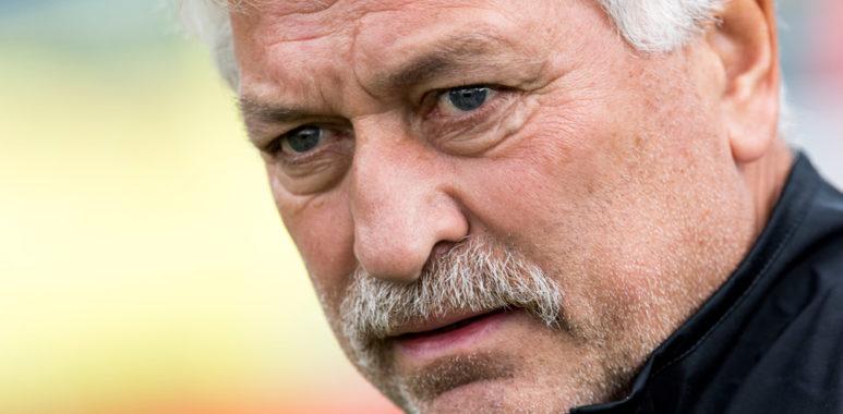 Petr Nemec, trener Warty Poznań. Fot. Adam Ciereszko