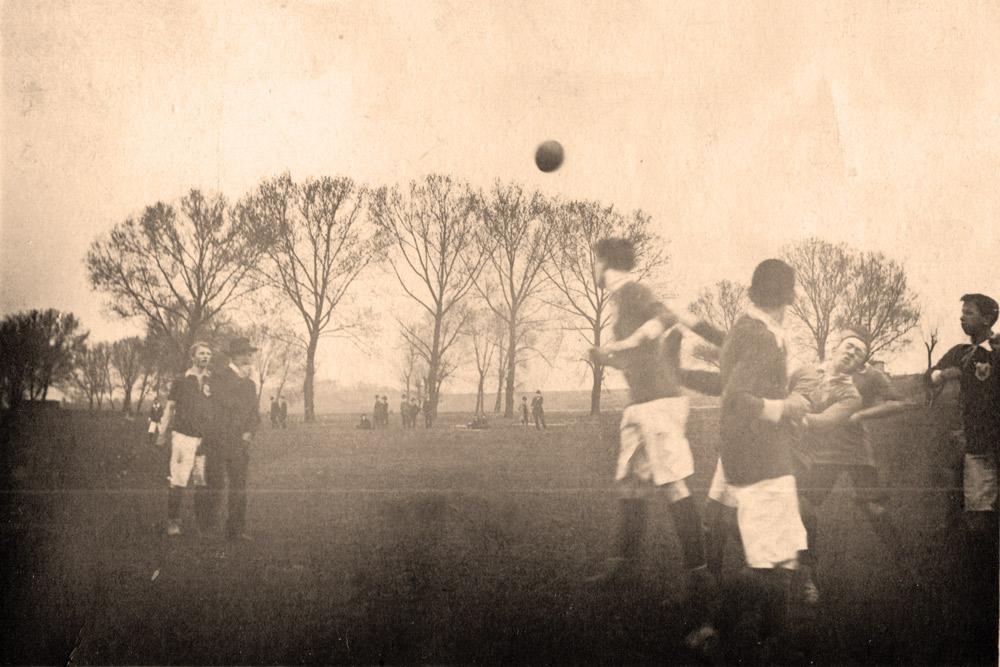 Warta Poznań - mecz z 1913 roku
