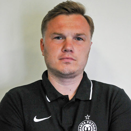 Robert Graf, dyrektor sportowy Warty Poznań