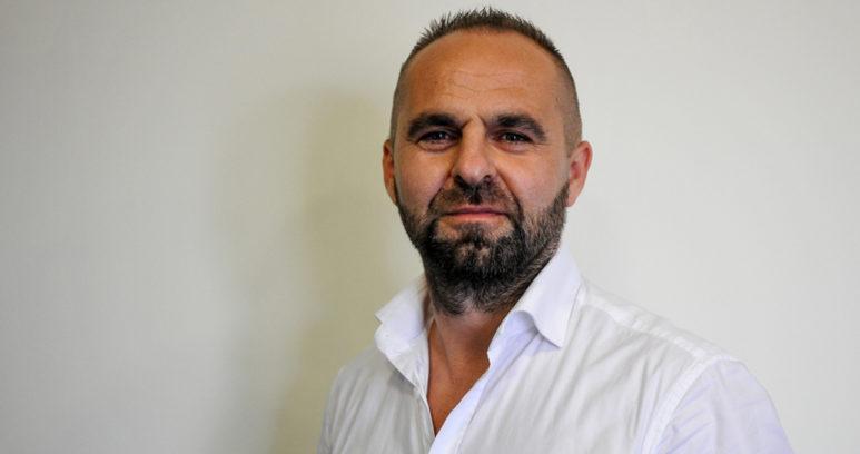 Piotr Tworek (trener Warty Poznań)