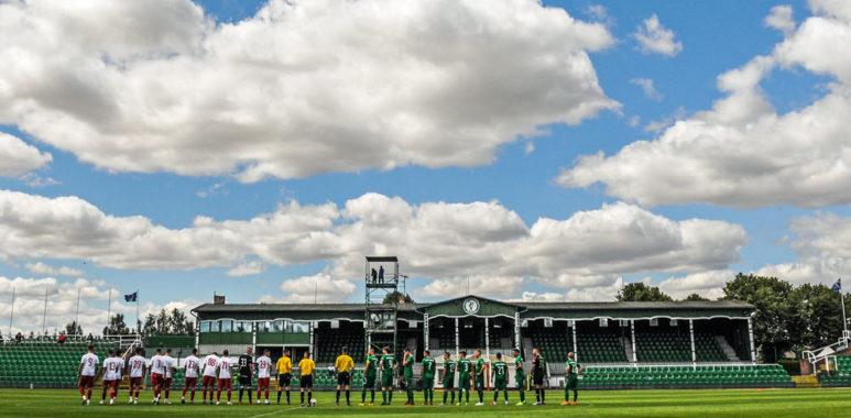 Stadion w Grodzisku Wlkp.