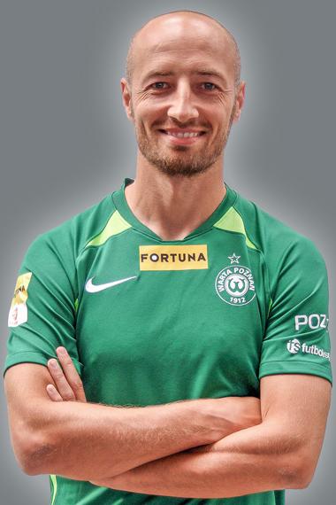 Łukasz Trałka (Warta Poznań)