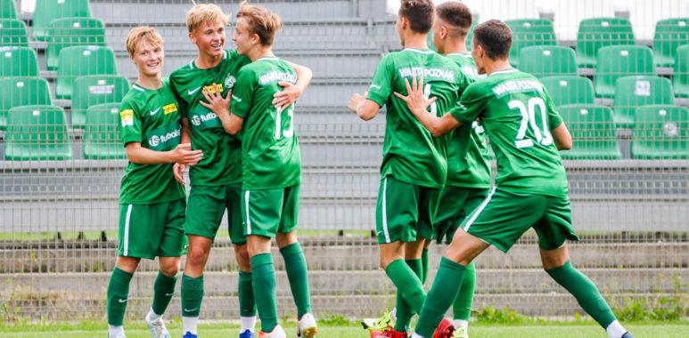 Warta Poznań. Centralna Liga Juniorów U-17
