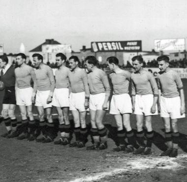 Warta Poznań w 1939 roku. Fot.. NAC