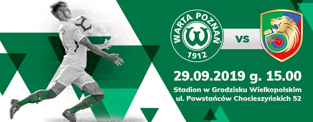 Bilet na mecz Warta Poznań - Miedź Legnica