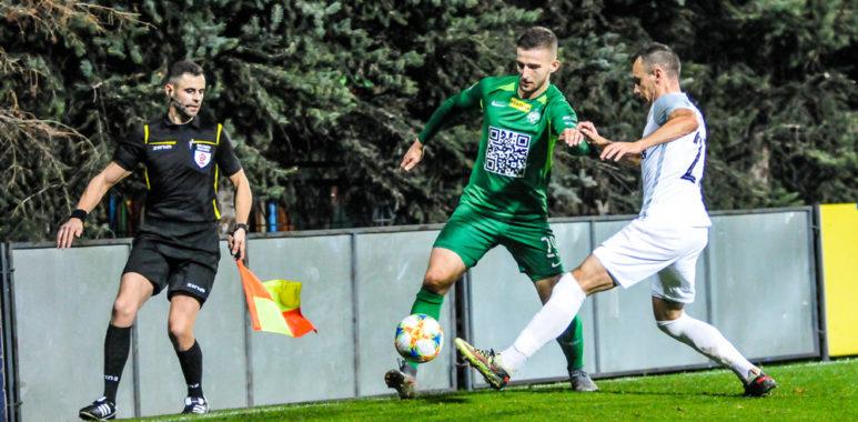 Puszcza Niepołomice - Warta Poznań 0:2. Krzysztof Kiklaisz