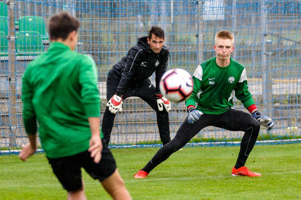 Warta Talent - treningi dla najzdolniejszych zawodników Akademii Warty Poznań