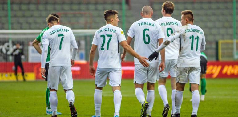 GKS Bełchatów - Warta Poznań 1:2