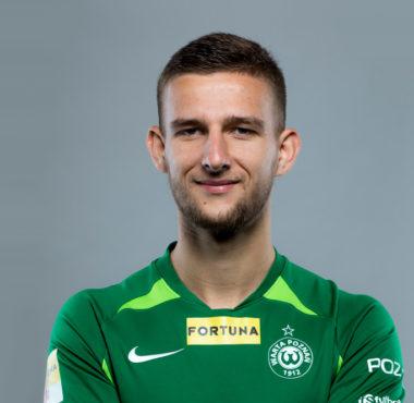 Krzysztof Kiklaisz odchodzi z Warty Poznań
