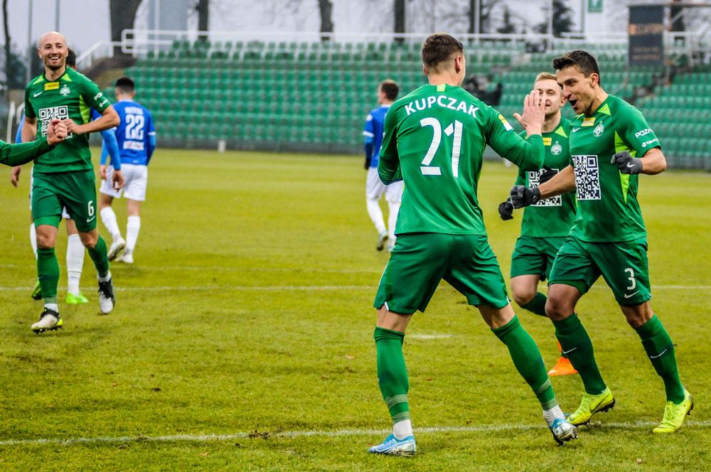 Warta Poznań - Wigry Suwałki 3:0