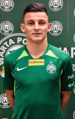 Jakub Apolinarski (Warta Poznań)