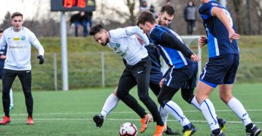 Unia Swarzędz - Warta Poznań 0:3 w sparingu. Mariusz Rybicki