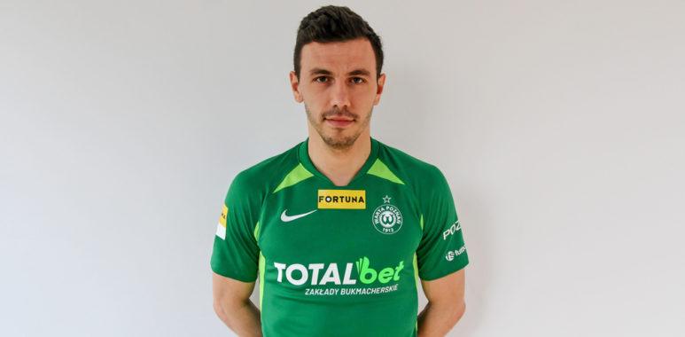 Krzysztof Danielewicz zawodnikiem Warty Poznań