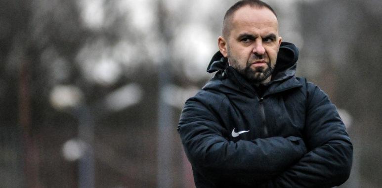 Pogoń Szczecin - Warta Poznań 3:0 w sparingu. Trener Piotr Tworek