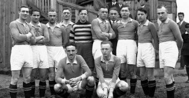 Piłkarze Warty Poznań w sezonie 1927