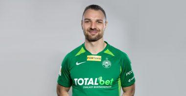 Bartosz Kieliba przedłużył kontrakt z Wartą Poznań