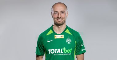 Łukasz Trałka zostaje w Warcie Poznań na kolejny sezon