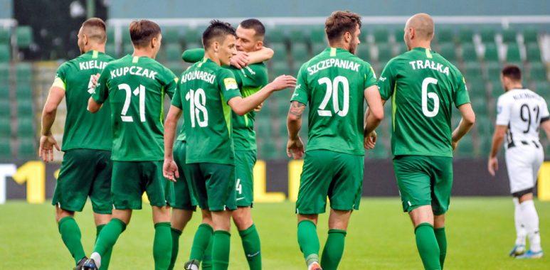 Warta Poznań - Sandecja Nowy Sącz 2:0