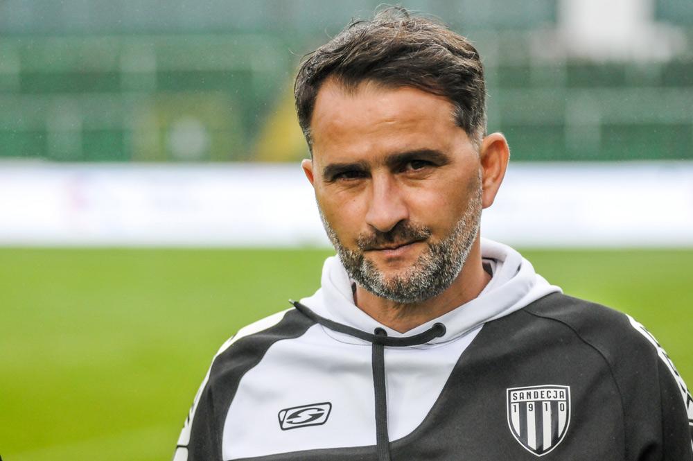 Warta Poznań - Sandecja Nowy Sącz 2:0. Tomasz Kafarski