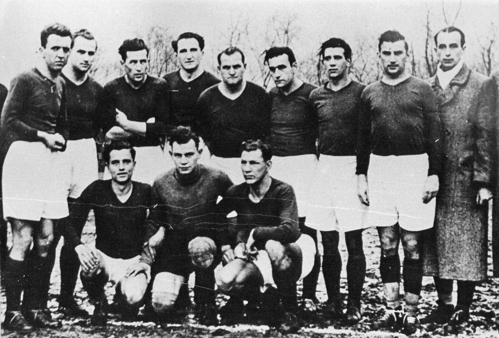 Warta Poznań, mistrz Polski 1947