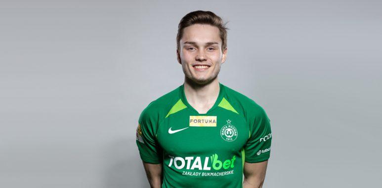 Karol Gardzielewicz odszedł z Warty Poznań