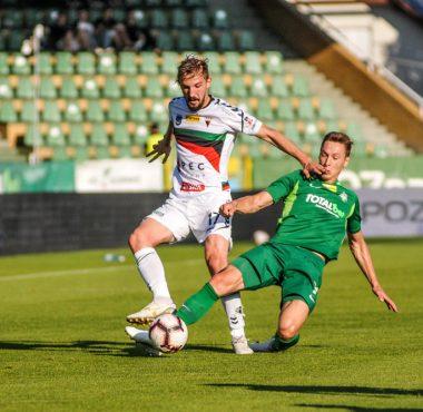 Warta Poznań - GKS Tychy 2:2. Mateusz Kupczak