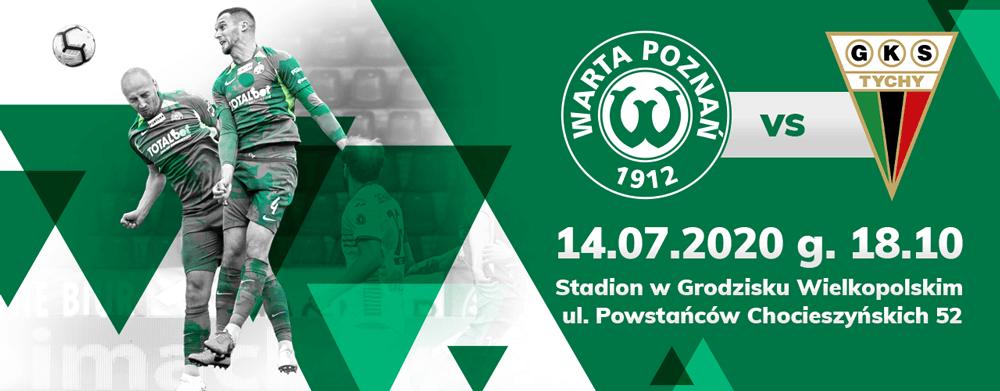 Kup bilet na mecz Warta Poznań - GKS Tychy