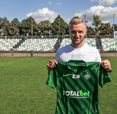 Jan Grzesik piłkarzem Warty Poznań
