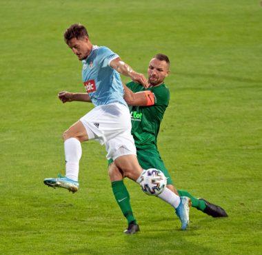 Warta Poznań - Piast Gliwice 0:0. Bartosz Kieliba
