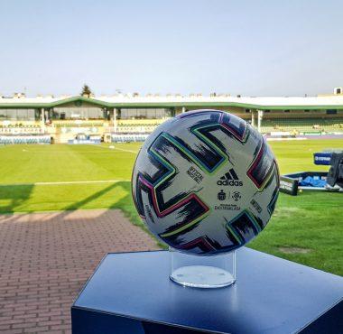 Stadion w Grodzisku Wlkp., gdzie swoje mecze rozgrywa Warta Poznań