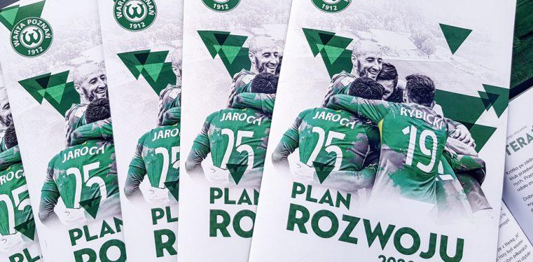 Plan rozwoju Warty Poznań 2020-23