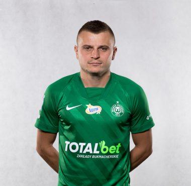 Michał Jakóbowski przedłużył kontrakt z Wartą Poznań