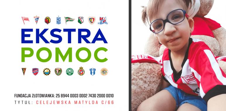 #EkstraPomoc – dla Matyldy z Krakowa