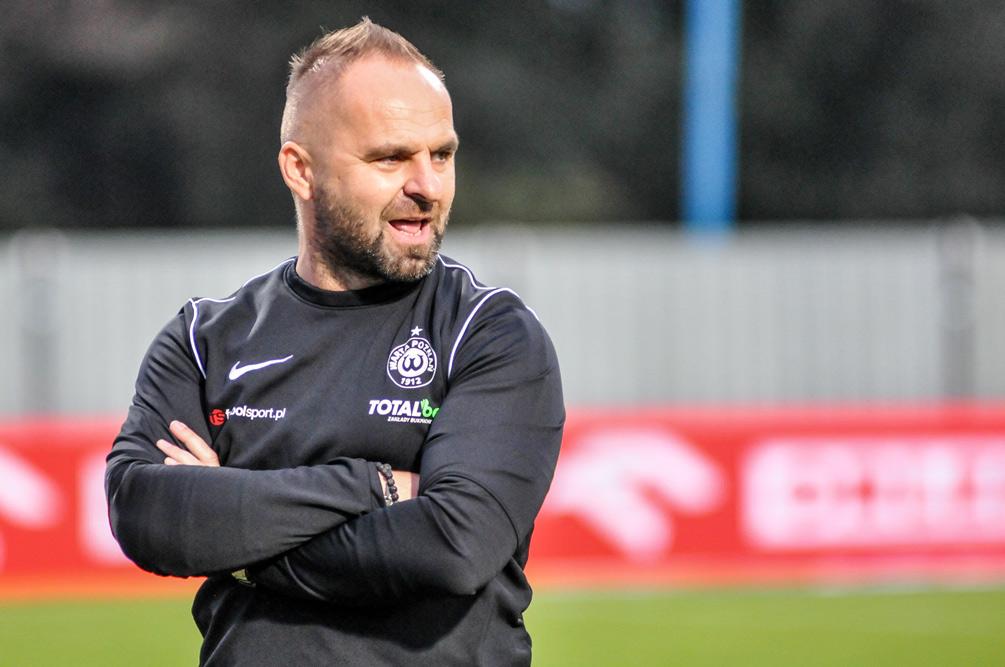 Trener Warty Poznań, Piotr Tworek