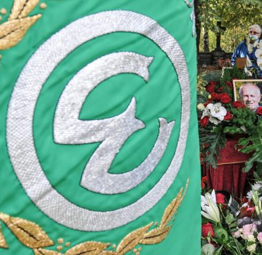 Pogrzeb śp. Tadeusza Łuczaka