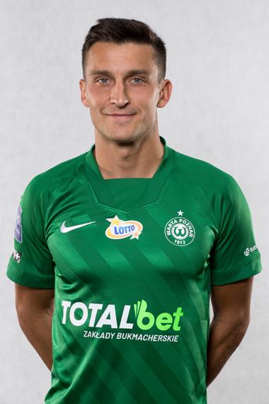 Jakub Kiełb (Warta Poznań)