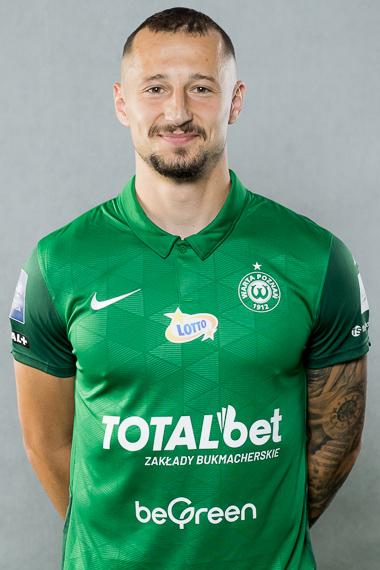 Adam Zrelak (Warta Poznań)
