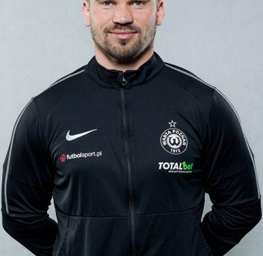 Tomasz Olszewski (Warta Poznań) - trener przygotowania motorycznego