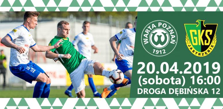 Bilet na mecz Warta Poznań - GKS Jastrzębie