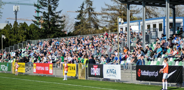 Stadion Warty Poznań, kibice