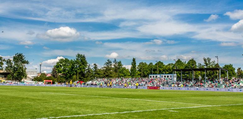 Stadion Warty Poznań; fot. Adam Ciereszko