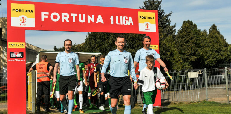 Warta Poznań - Fortuna 1. Liga