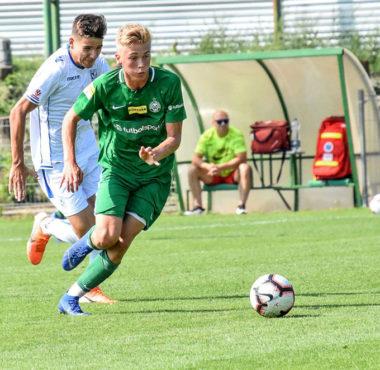 Warta Poznań - Lech Poznań, Centralna Liga Juniorów U-17