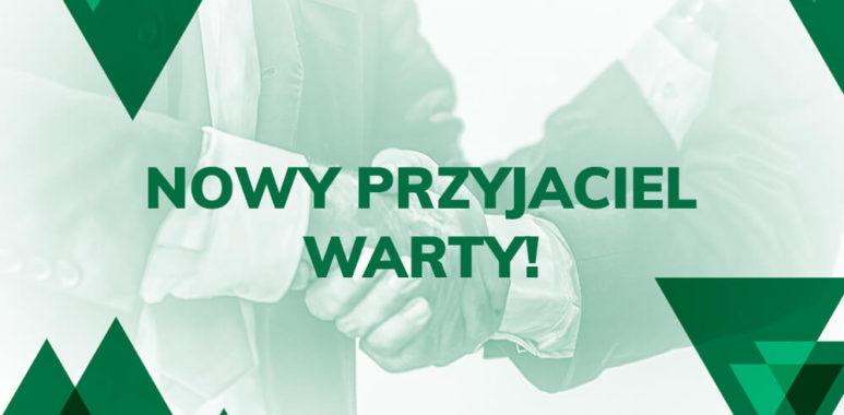Nowy Przyjaciel Warty Poznań